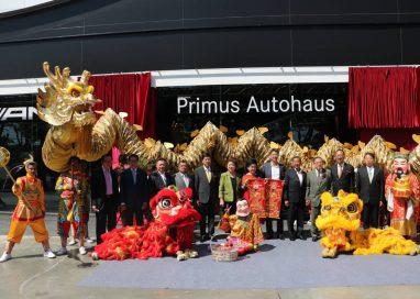 """พิธีเปิดสำนักงานใหญ่ """"ไพรม์มัส ออโต้เฮาส์"""" พิธีเปิดสำนักงานใหญ่ """"ไพรม์มัส ออโต้เฮาส์"""""""