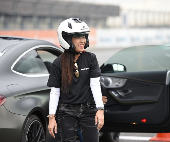 """AMG  Driving Academy 2019 """"เอเอ็มจี ไดรฟ์วิ่ง อะคาเดมี""""  ครั้งแรกในเอเชียตะวันออกเฉียงใต้ ณ สนามช้าง อินเตอร์เนชั่นแนล เซอร์กิต"""