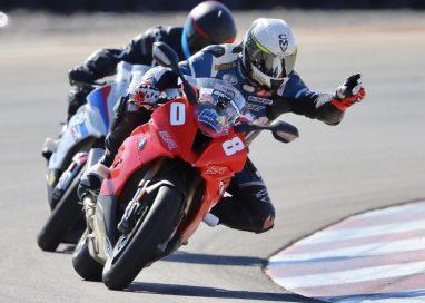 BMW Motorrad Track Experience Powered by California Superbike School