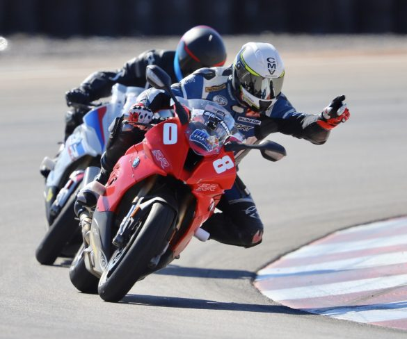 BMW Motorrad Track Experience Powered by California Superbike School