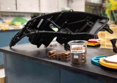 ฟอร์ดจับมือแมคโดนัลด์เปลี่ยนเยื่อกาแฟเป็นชิ้นส่วนรถยนต์  ตอกย้ำพันธกิจเพื่อสิ่งแวดล้อมที่ยั่งยืน