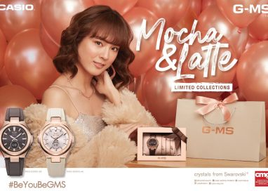 G-MS X Swarovski Limited Edition Gift Set