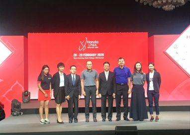 โปรกอล์ฟหญิงระดับโลก เตรียมดวลวงสวิง HONDA LPGA THAILAND 2020