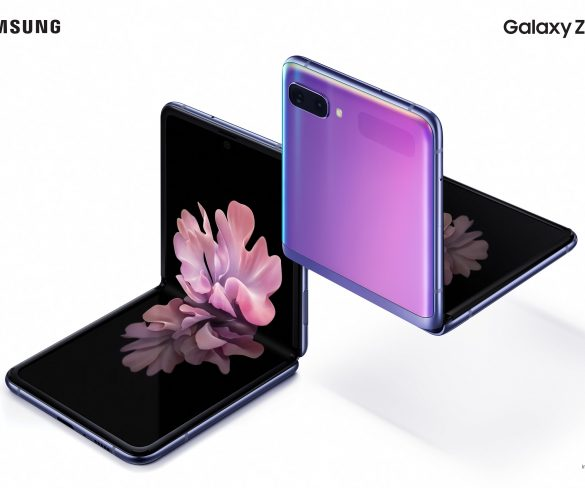 Galaxy S20 & Galaxy Z Flip เปิดทศวรรษใหม่ของ 'ซัมซุง กาแลคซี่'