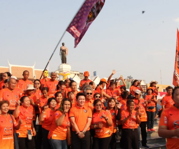 มาสด้าผนึกสวาทแคทประกาศลั่นพร้อมสู้ศึกไทยลีก ตั้งเป้าติด 1 ใน 10 ฤดูกาล 2020