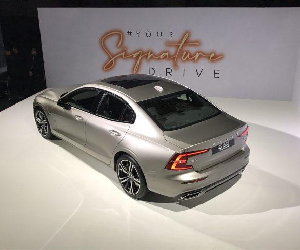 """วอลโว่ต้อนรับศักราชใหม่ เปิดตัวยนตรกรรมสุดเอ็กซ์คลูซีฟ """"The All-New Volvo S60""""  สุดยอดสปอร์ตซีดานระดับพรีเมียมจากสวีเดน"""