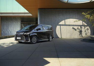 The All-New Lexus LM A New Space for Luxury ที่สุดแห่งยนตรกรรมหรูระดับผู้น