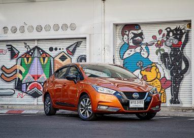 ทดสอบขับ  Nissan Almera  ใหม่ เส้นทาง จ.ภูเก็ต – จ.พังงา – จ.ภูเก็ต