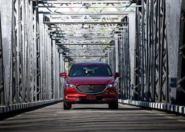 ทดลองขับ  All-New Mazda CX-8   เส้นทาง จ.เชียงใหม่ – จ.เชียงราย