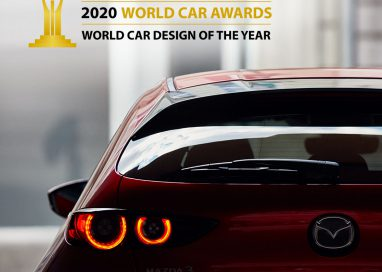 ALL-NEW MAZDA3 คว้ารางวัลรถยนต์ที่ออกแบบยอดเยี่ยมแห่งปี WORLD CAR DESIGN OF THE YEAR 2020