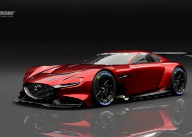 มาสด้าพร้อมระเบิดความแรงบนโลกออนไลน์ ส่งต้นแบบ Mazda RX-Vision GT3 Concept  ลงแข่ง Gran Turismo Championships Series 2020