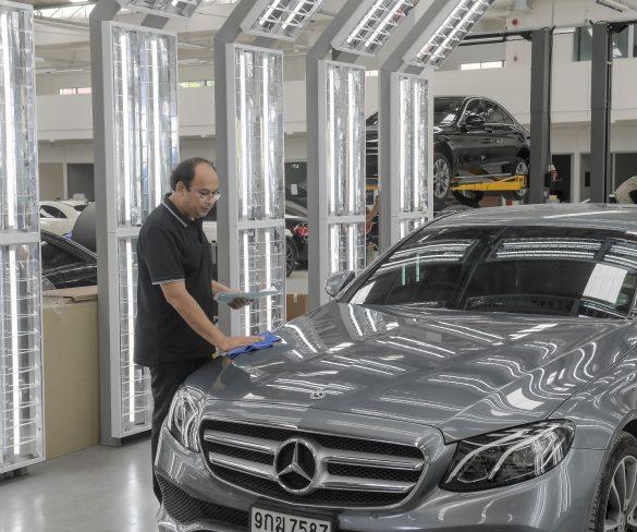 TTC Motor อัดแน่นคุณภาพการบริการซ่อมสีและตัวถัง ด้วยเทคโนโลยีที่ทันสมัย พร้อมโปรโดนใจส่วนลดค่า Excess สูงสุด 50%