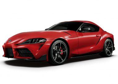 โตโยต้า แนะนำ Toyota GR Supra 2020 Edition รถสปอร์ตที่เหนือกว่าด้วยสมรรถนะการขับขี่