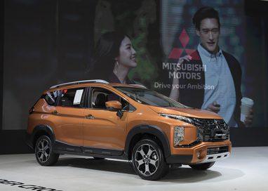 itsubishi นำ Pajero Sport Elite Edition และ Xpander Cross ชูโรงที่งาน Motor Show 2020