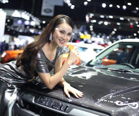 """อีซูซุจัดแสดงรถตามวิถี New Normal  นำรถรุ่นล่าสุด พร้อมชุดแต่งสุดเท่ร่วมโชว์ ในงาน """"มอเตอร์โชว์ ครั้งที่ 41"""" ภายใต้คอนเซ็ปต์ """"The TOUCH"""""""