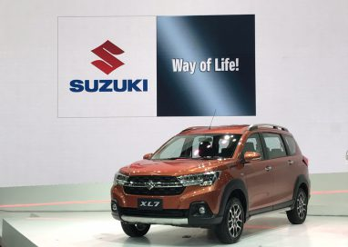 ALL-NEW SUZUKI XL7 นำทัพรถยนต์ซูซูกิ บุกงานบางกอก อินเตอร์เนชั่นแนล มอเตอร์โชว์ ครั้งที่ 41