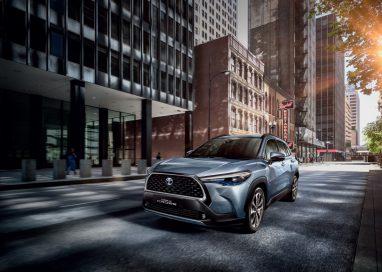 """โตโยต้าเปิดตัวรถยนต์อเนกประสงค์ SUV  ครั้งแรกของโลก """"โคโรลล่า ครอส"""" ใหม่ A New Journey…ให้ชีวิตเดินทาง"""