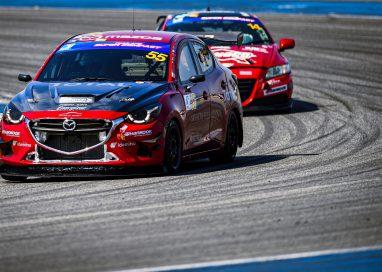 Mazda2 คว้าแชมป์ประจำปี Thailand Super Series 2020