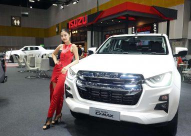 """อีซูซุส่งทัพยนตรกรรม """"ออลนิว อีซูซุดีแมคซ์"""" และ """"ออลนิว อีซูซุ เอ็กซ์-ซีรี่ส์""""   ครบรุ่น ร่วมงาน """"FAST Auto Show Thailand 2020"""""""