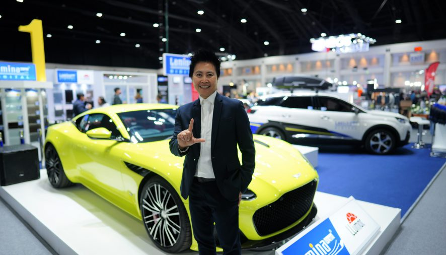 ฟิล์มกรองแสงลามิน่าชี้ตลาดรถยนต์ฟื้นตัวเร็วกว่าที่คาด