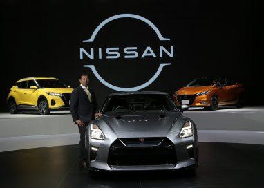นิสสันนำทัพรถยนต์รุ่นใหม่ จัดแสดงในงานมหกรรมยานยนต์ ครั้งที่ 37