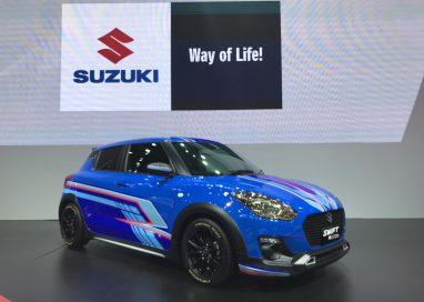 Suzuki ปรับกลยุทธ์สู้ศึกตลาดรถยนต์ปลายปี