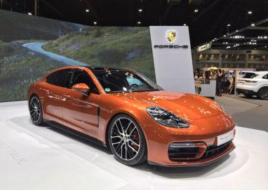 Porsche เปิดตัว New Panamera
