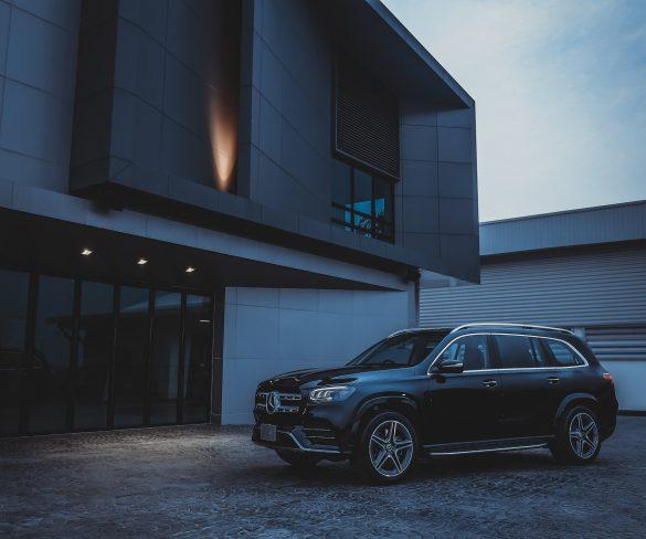 """เมอร์เซเดส-เบนซ์ ก้าวข้ามทุกบรรทัดฐานความหรูหราด้วย  """"Mercedes-Benz GLS 350 d 4MATIC AMG Premium"""" รุ่นประกอบในประเทศใหม่"""