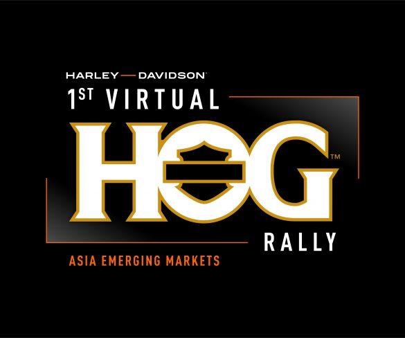 ฮาร์ลีย์-เดวิดสันจัดงานแรลลี่แบบเสมือนจริงครั้งแรก #HOGVirtualRally