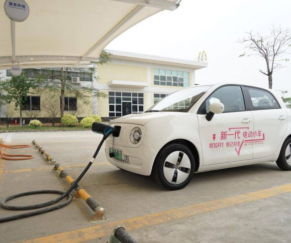 เกรท วอลล์ มอเตอร์ เผยกรณีศึกษาความสำเร็จรถยนต์ไฟฟ้าของจีน