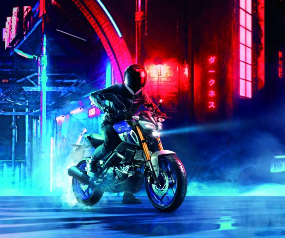 NEW YAMAHA MT-15…BORN OF DARKNESS