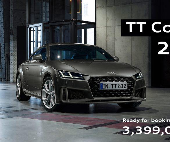 อาวดี้ ประเทศไทย เปิดตัว Audi TT 2021 สเปคใหม่
