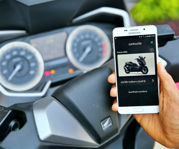 """เจาะลึกเทคโนโลยีอัจฉริยะ """"Honda Roadsync"""""""