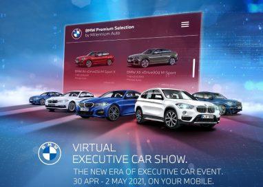 มิลเลนเนียน ให้คุณเป็นเจ้าของรถผู้บริหาร BMW ป้ายแดง ไมล์น้อย