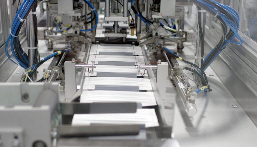 'มิชลิน' เปิดห้องปฏิบัติการที่ใช้ระบบอัตโนมัติ
