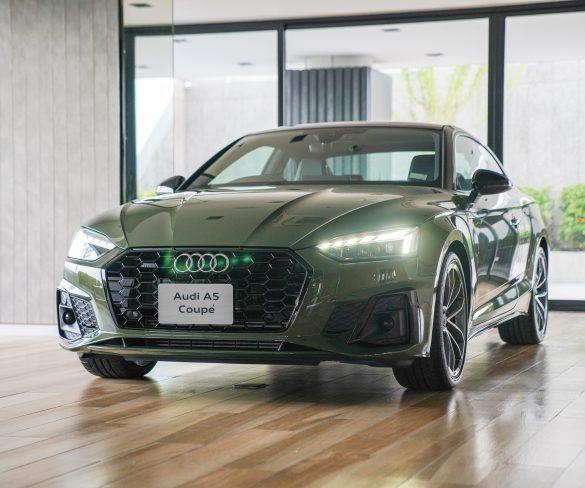 """อาวดี้ เปิดบริการใหม่ """"Audi Chat & Shop"""" เลือกซื้อรถผ่าน VDO Call"""