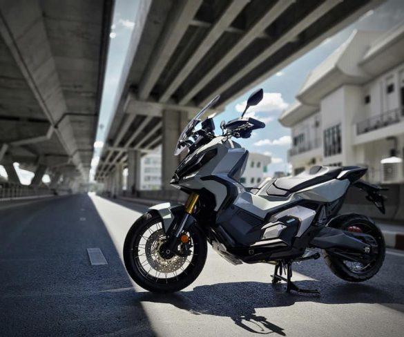 สัมผัสคันจริง! All New X-ADV750 ล็อตแรกถึงเมืองไทย