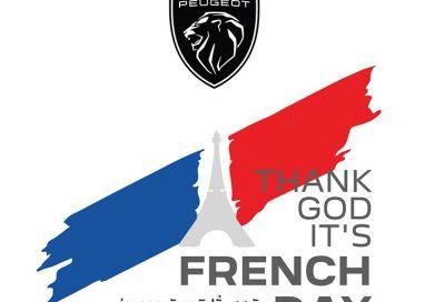 เปอโยต์ ฉลองวันชาติฝรั่งเศส ยิงแคมเปญยักษ์ 'TGIF-Thank God It's French Day'