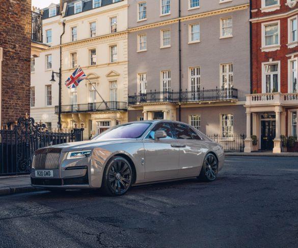 Rolls-Royce  เฉลิมฉลองครบรอบวันคล้ายวันเกิด 144 ปีของ The Hon. Charles Stewart Rolls ผู้ร่วมก่อตั้งแบรนด์