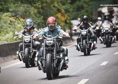 BMW Motorrad Millennium Auto พาลูกค้าร่วมทริป  'THE GETAWAY THAILAND'
