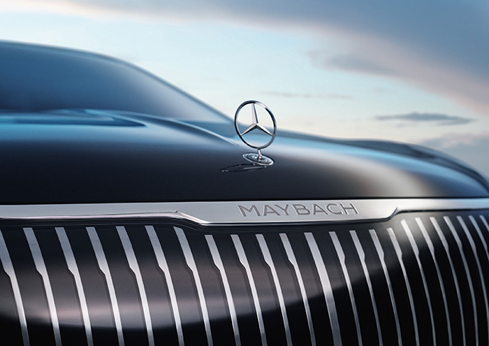 """""""เบนซ์ไพรม์มัส"""" แกร่ง! คว้าสิทธิ์ขาย Mercedes-Maybach"""