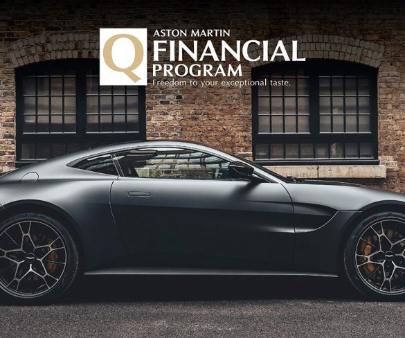 ASTON MARTIN BANGKOK เปิดตัว 'Aston Martin Q Financial Program'